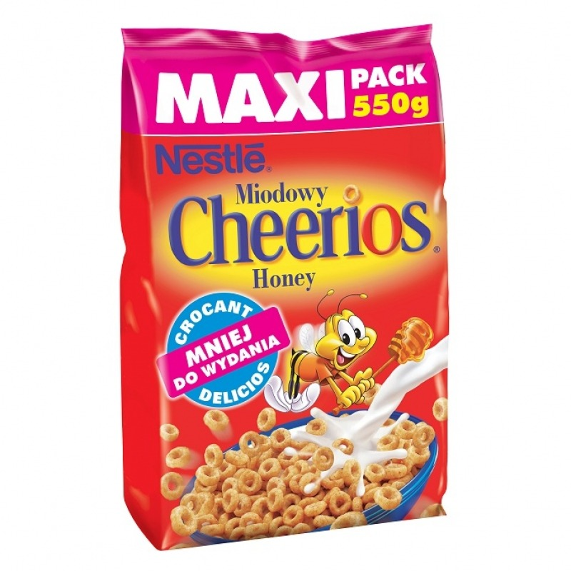 cheerios de slabire)