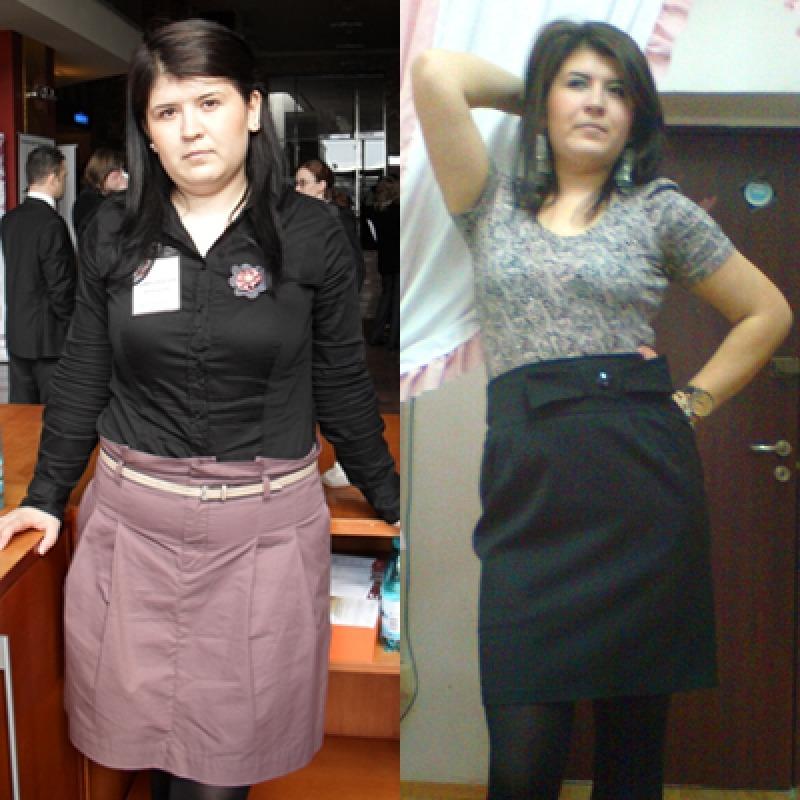 slabire 20 kg in 3 luni)
