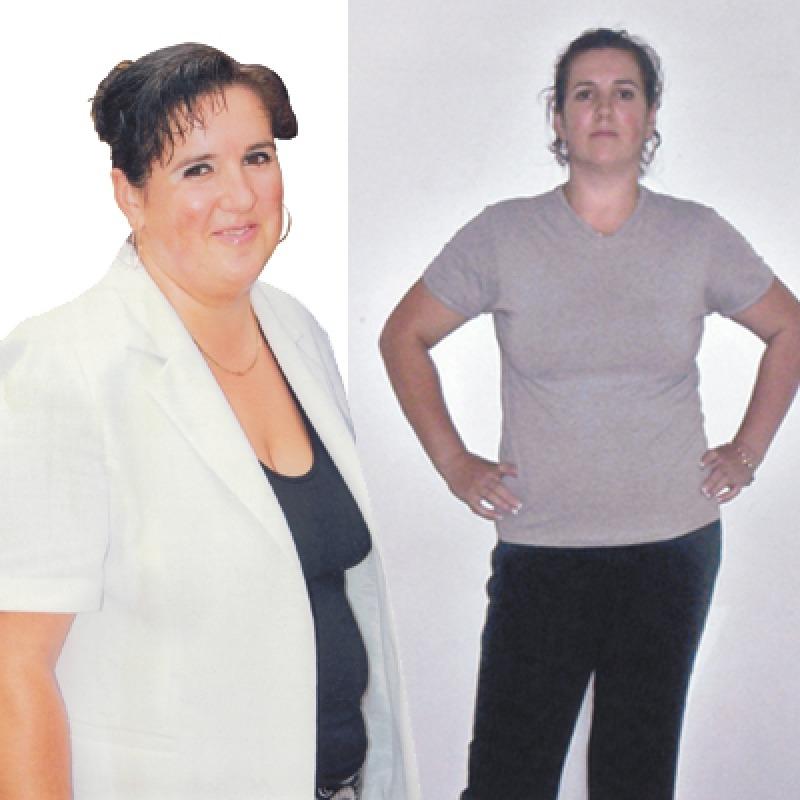 slăbește 40 de kilograme în 3 luni