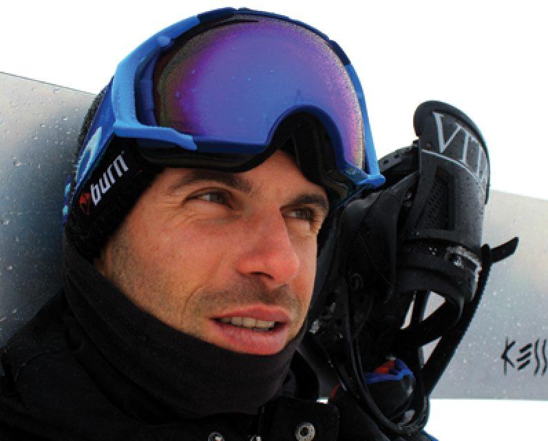 snowboarding arde grăsime