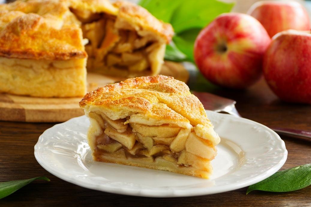 Cel mai bun plăcintă de mere pentru diete