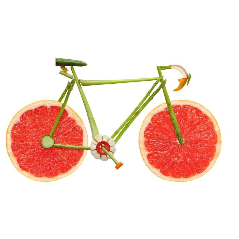 bicicleta ajuta la slabit