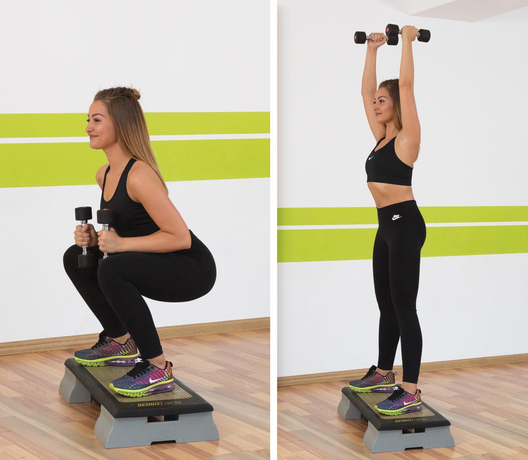exercitii pentru arderea grasimilor