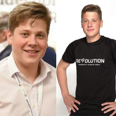 A slabit 22 de kilograme in 3 luni