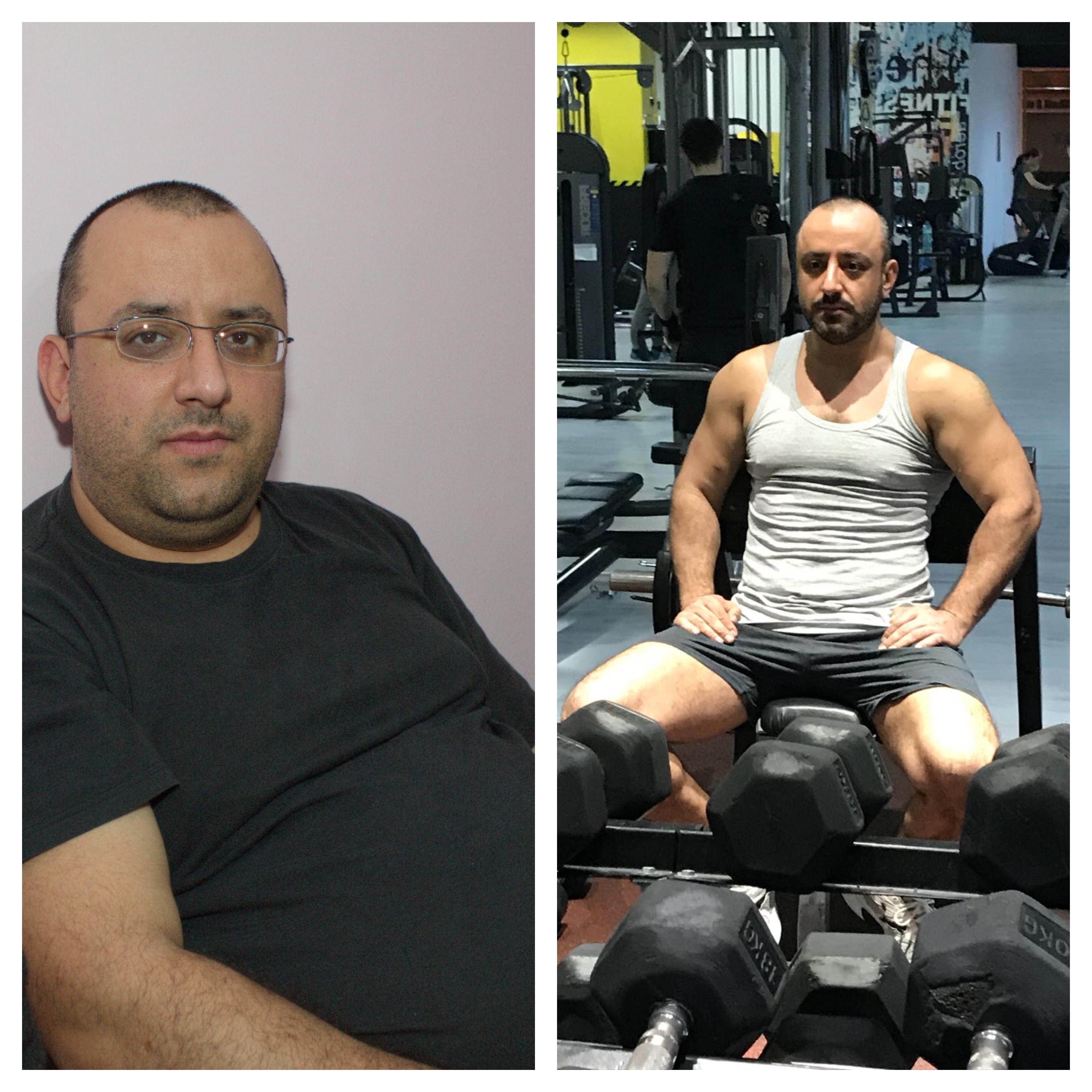 40 de kilograme povești de succes)